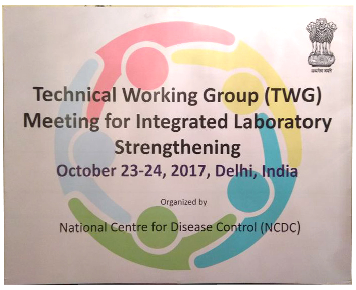 9 A meeting of TWG was held to Develop National Laboratory