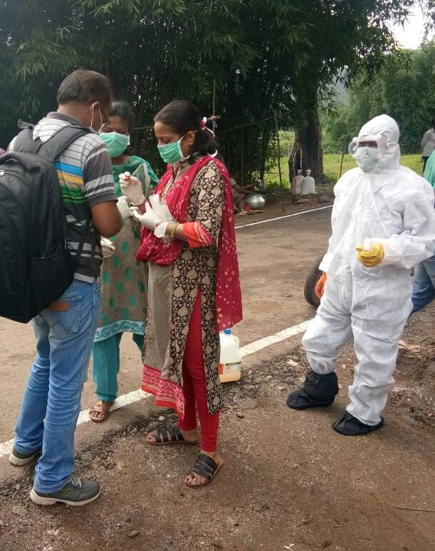 EIS officers investigate Anthrax outbreak in Gumla District, Jharkhand- 2018