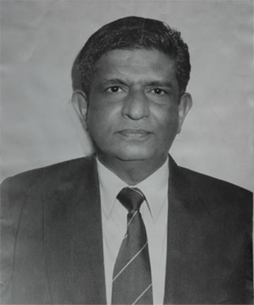 Dr. T. Verghese(1990-1994)