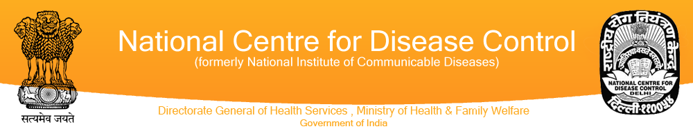 National Centre for Disease Control (NCDC) - Government of India